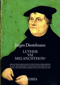 Luther vai Melachthon - Jürgen Diestelmann